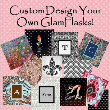 Flask   Custom design your own