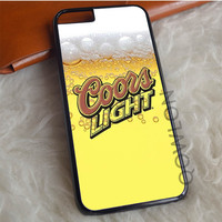 Coors Light Beer iPhone 6 | 6S Case