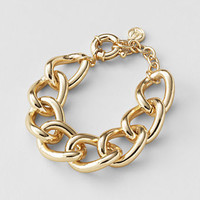 Women's Large Link Bracelet from Lands' End