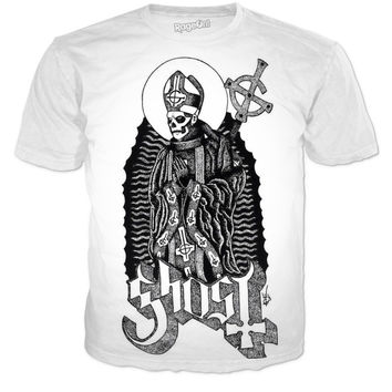 Ghost B.C. Prayer Shirt
