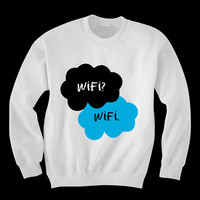 Wifi - The Fault in Our Stars Sweatshirt
