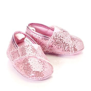 Slip On Glitter Shoes Infant 378673728 From Burlington Coat