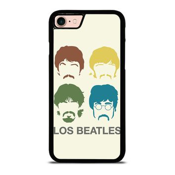 THE BEATLES COLLECTION iPhone 8 Case