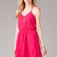 PETALUMA RACERBACK DRESS
