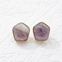 Faux Stone Studs