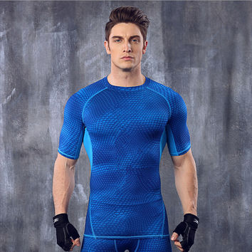 Tight base layer Fitness top - Hot Product