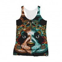 Pandamonium Women's All Over Print Tank