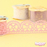 Wide Lace Deco Tape
