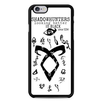 Shadowhunters Runes 1 iPhone 6/6S Case