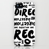 One Direction  iPhone & iPod Case by Courtney Burns