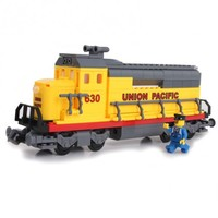 Freight Locomotive - LEGO Compatible Train