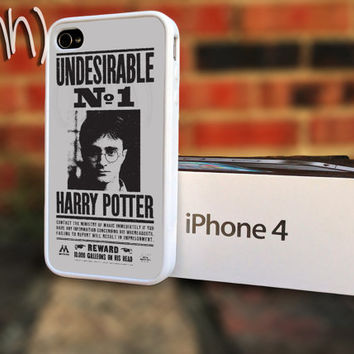 Harry Potter iPhone 4 or 4S Case Undesirable NO 1