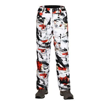 Free shipping 2018 NEW winter sports Man snowboard Ski pants ,HIGH QUALITY different color snowboarding pant UNISEX ski