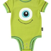 "Disney Cuddly Bodysuit - Disney / Pixar MONSTERS, INC."" Eye"""