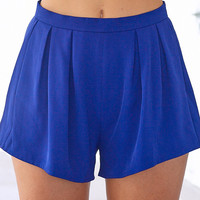 ADDICTED SHORTS (NAVY) - RUBY SEES ALL