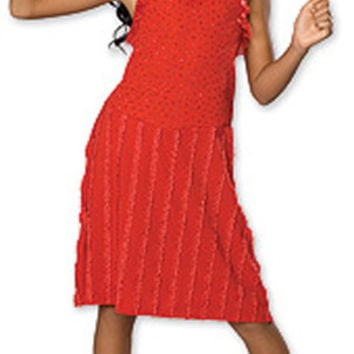 Tween/Teen High School Musical Gabriella Dress - Large