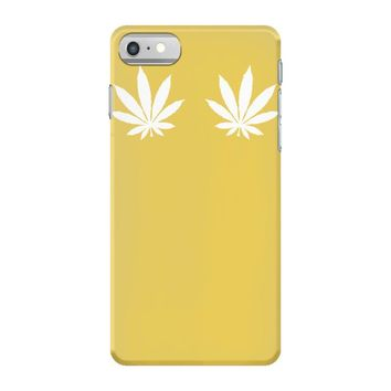 weed leaf iPhone 7 Case