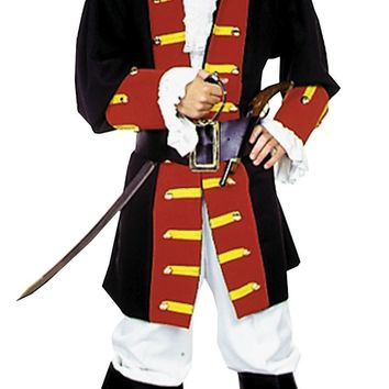 Captn Hook Prince Suit Medium awesome Pirate costume for Men