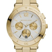 Michael Kors 'Wyatt' Chronograph Bracelet Watch, 40mm