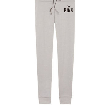 Cozy Campus Yoga Leggings - PINK - Victoria's Secret