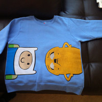 Adventure Time Sweater