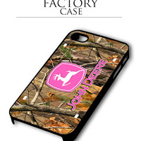 Camo John Deere iPhone for 4 5 5c 6 Plus Case, Samsung Galaxy for S3 S4 S5 Note 3 4 Case, iPod for 4 5 Case