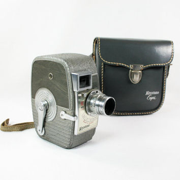 Vintage Keystone Capri K25 8mm Movie Camera