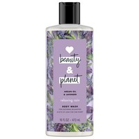 Love Beauty and Planet Argan Oil and Lavender Body Wash - 16oz
