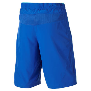 ASICS Men's Train for Sport Woven Longer 11-Inch Running Shorts - AF Blue, Large