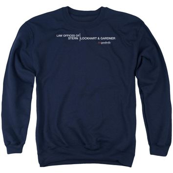 The Good Wife - Law Offices Adult Crewneck Sweatshirt