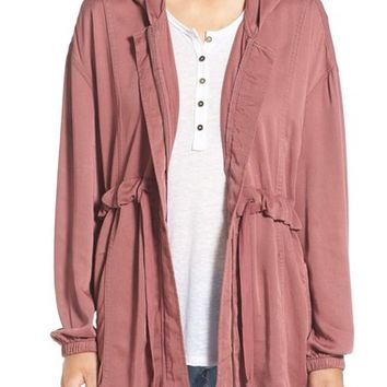 O'Neill 'Chance' Drawstring Hooded Jacket | Nordstrom