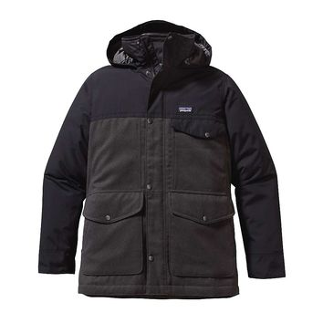 Patagonia Hybrid Mountain Parka - Men's