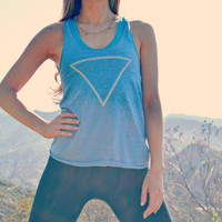 WATER alchemy tank top