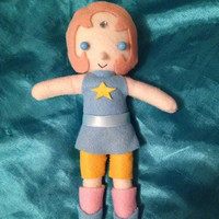 Steven Universe Plush - Pearl - MADE TO ORDER