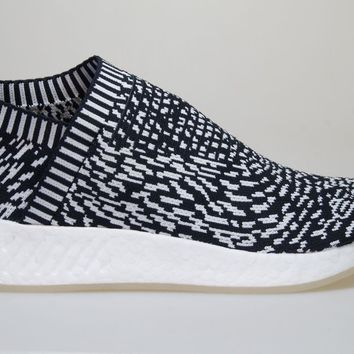Adidas NMD CS2 PK black/white BY3012 Primeknit Citysock Trainers Shoes