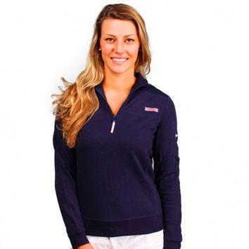 Limited Edition Women's Shep Shirt in Navy by Vineyard Vines