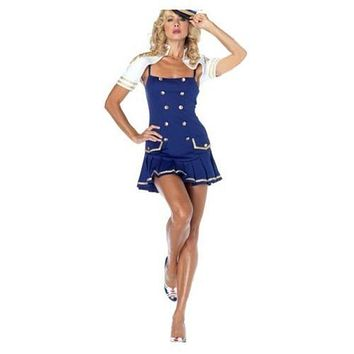 Sexy Lingerie Underwear Game Uniform Fashionable Sailor Garment