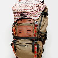 Chums Brown Sinawava 45 Backpack - Urban Outfitters