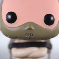 Funko Pop Movies, The Silence of the Lambs, Hannibal Lecter #25