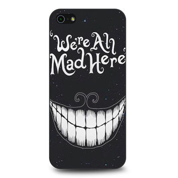 were ah mad here art iPhone 5 | 5S Case