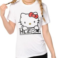 Hellz Bellz x Hello Kitty Bow Down T-Shirt