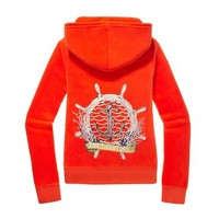 Juicy Couture Sweatshirt - sailor ship