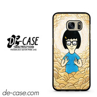 Bobs Burgers Tina Belcher DEAL-2015 Samsung Phonecase Cover For Samsung Galaxy S7 / S7 Edge