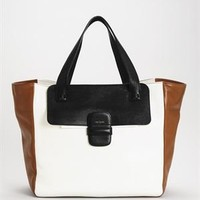 Marc Jacobs Colorblock Tote Bag- Made in Italy - The Statement Bag: Michael Kors, Jimmy Choo, Prada and more - Modnique.com