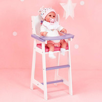 "Olivia's Little World - Little Princess 18"" Doll Baby High Chair"