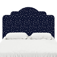 Star Night Headboard Decal