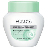 POND'S Cold Cream Cleanser, 3.5 oz.