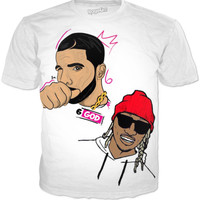 Drake And Future T Shirt
