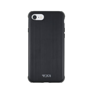TUMI Protection Case for iPhone 7 - Matte Black/Grey