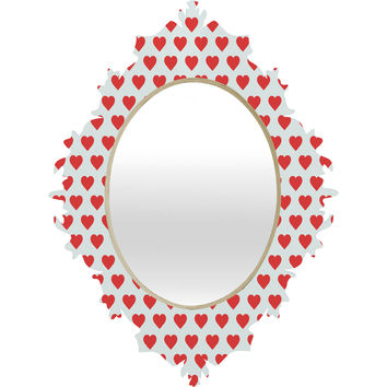 Allyson Johnson Hey Sweetheart Baroque Mirror